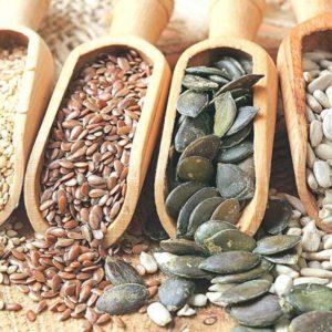 Семена и семечки