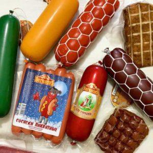 Вегетарианские продукты