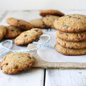 Живое (RAW) печенье